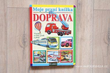 Recenze: Moje první knížka – Doprava