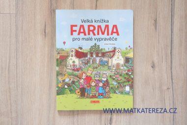 Velká knížka Farma pro malé vypravěče