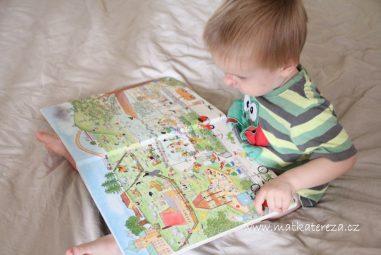 Recenze dětské knihy Léto – Obrázkové příběhy (R.S.Berner)