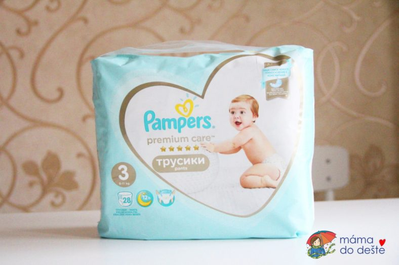 Pampers Pants Premium Care