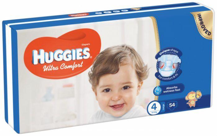 Plenky Huggies sají velmi dobře.