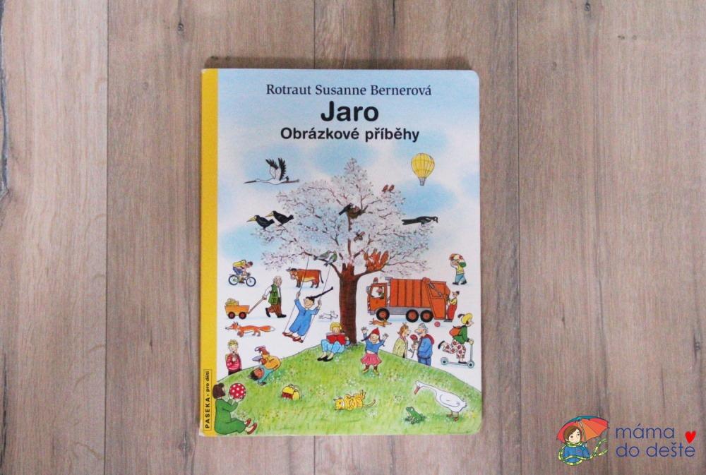 Obrázková kniha Jaro