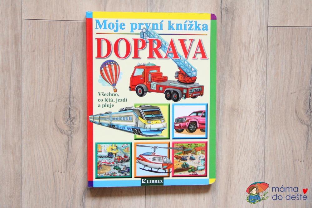 Kniha Doprava