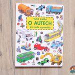Velká kniha o autech pro malé vypravěče