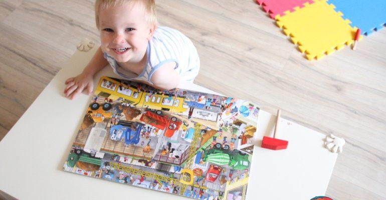 Knihy o doprave pro kluky