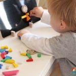 Magnetické puzzle Detoa Děti