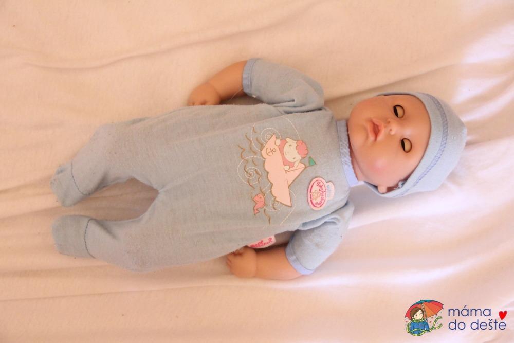 Zapf Creation My First Baby Annabell Bratříček