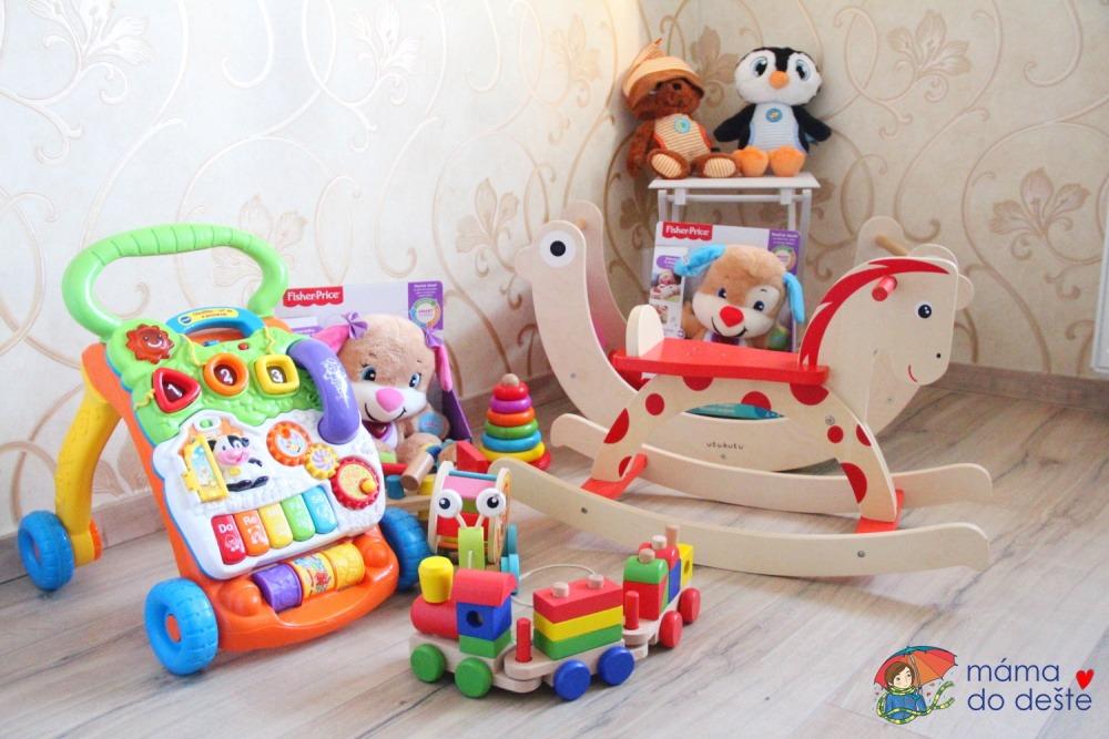 Hračky pro děti k Vánocům