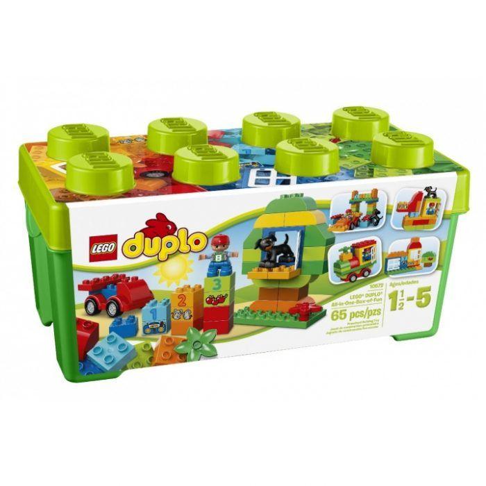 LEGO® DUPLO® Toddler 10572 Box plný zábavy