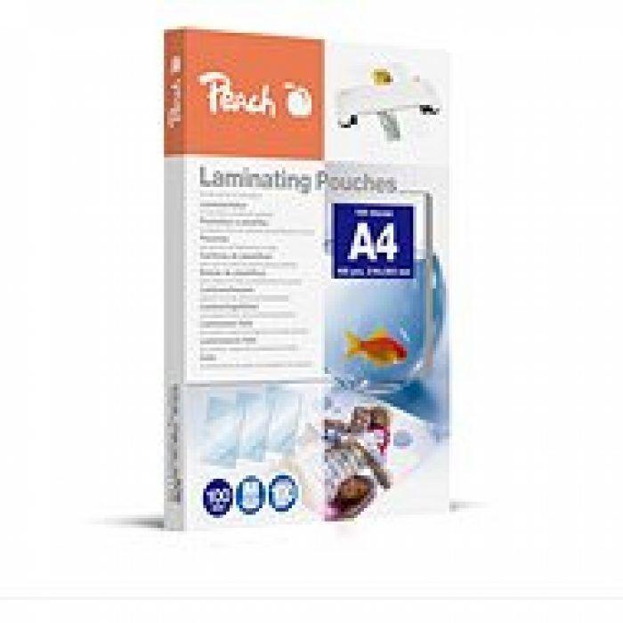 Laminovací fólie Peach 100 micronů formát A4