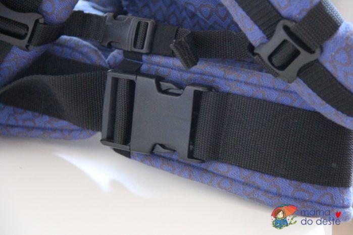 Spona na bederním pásu - Rischino Standard