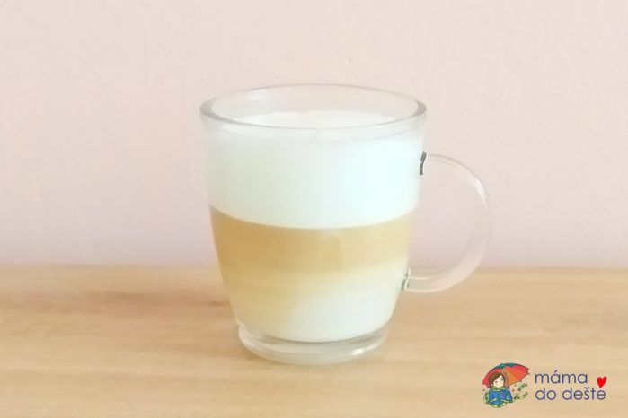 DeLonghi ECAM 350.75.S (Dinamica) - Latte