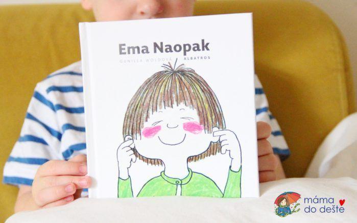 Recenze knihy Ema Naopak