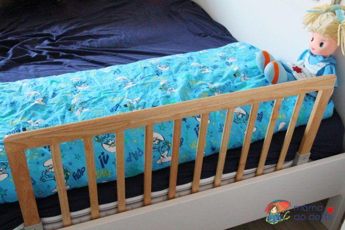 Zábrana na postel BabyDan