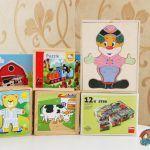 Puzzle a skládačky pro děti