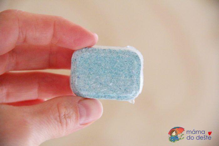 Frosch EKO Tablety do myčky vše v 1 Citron