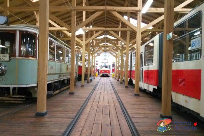 Hala s tramvajemi