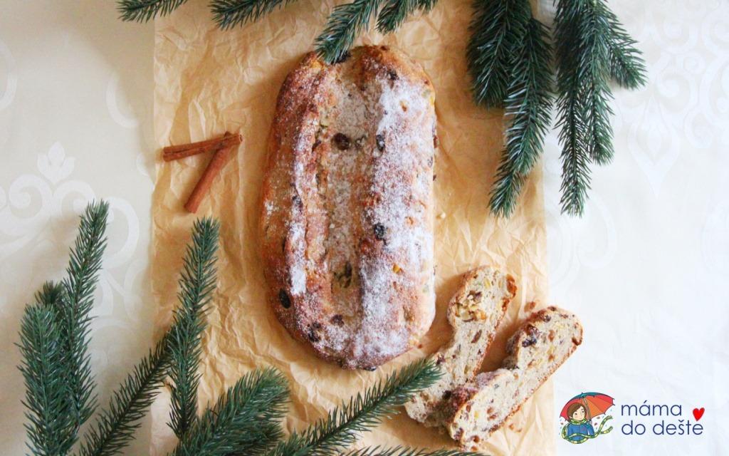 Recept na pravou vánoční štolu