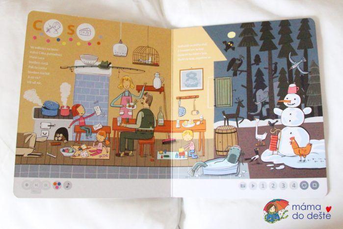 Albi kniha Když myšky šeptají (Kouzelné čtení)