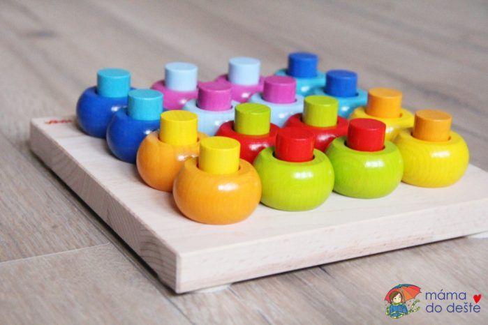 HABA hra s barvami