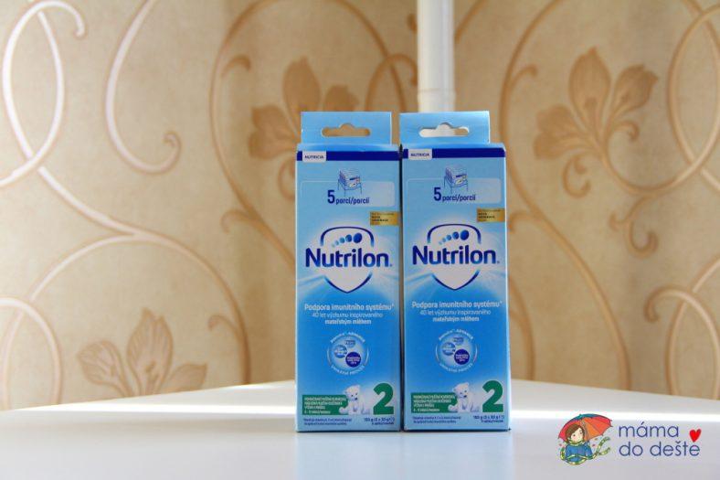 Mléko nutrilon recenze hodnocení