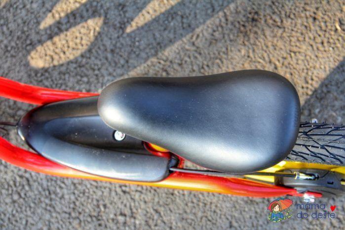 Puky LR 1L BR - detail na sedátko