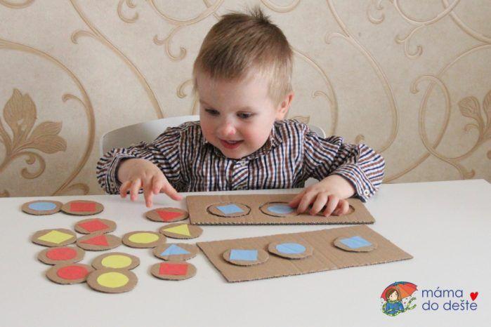 Hra s tvary a barvami