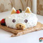 Kočko-medvěd: Dort pro děti recept