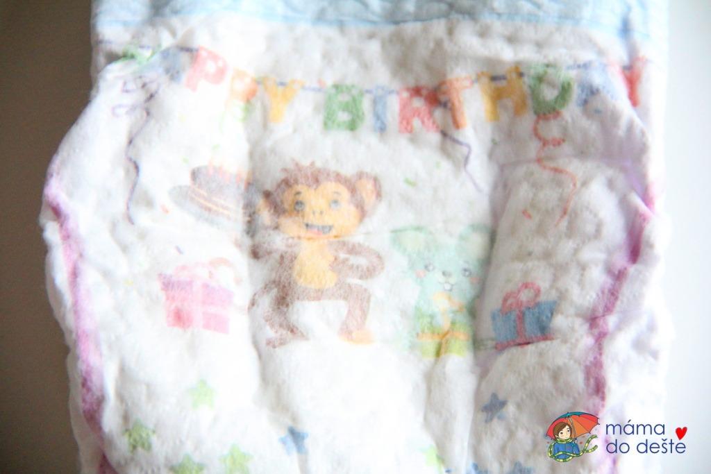 Dětské pleny Lupilu Premium & Comfort - přední strana