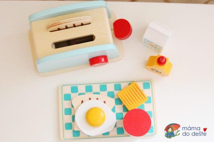 PLAYTIVE®JUNIOR Snídaně