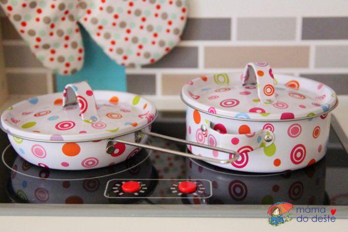 Bino Sada smaltového nádobí