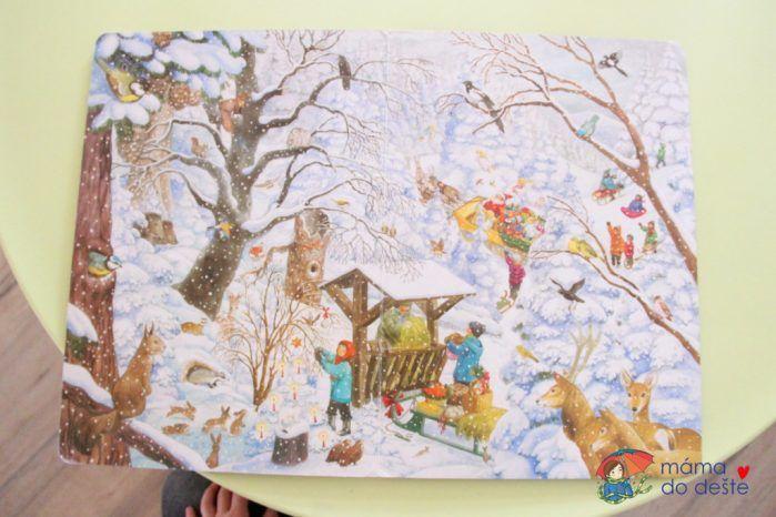 Co se děje o Vánocích (Anne Suess)