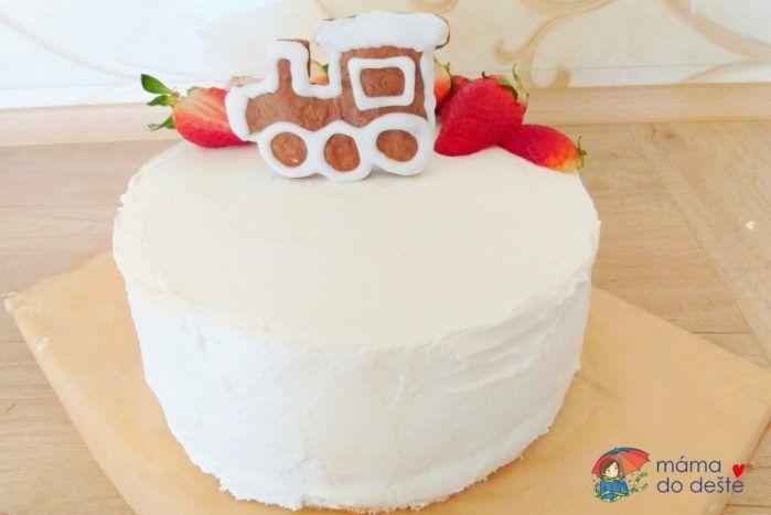 Zdobení dortu