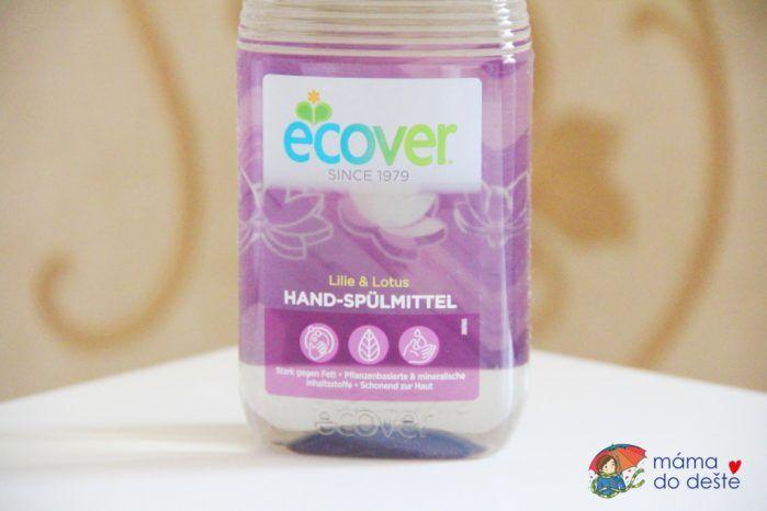 Recenze: Nový Ecover na mytí nádobí