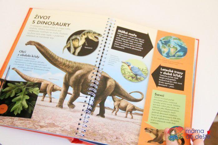 Mladý objevitel: Dinosauři