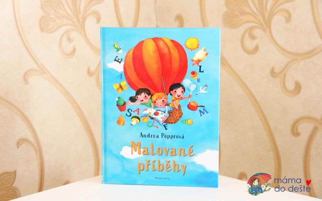 Recenze knihy Malované příběhy (Andrea Popprová)