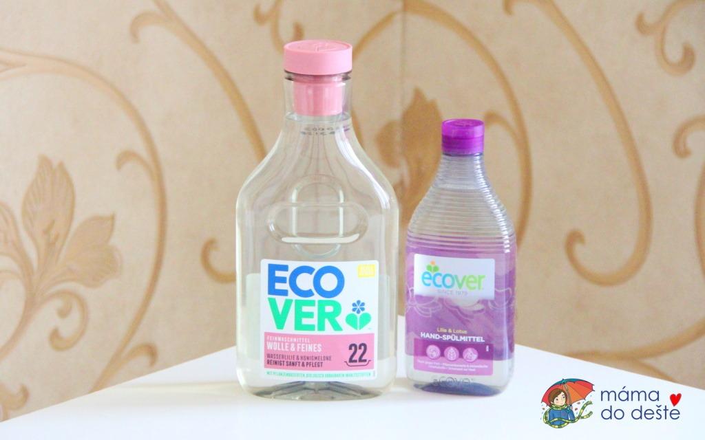 Recenze: Nový Ecover na praní a na mytí nádobí