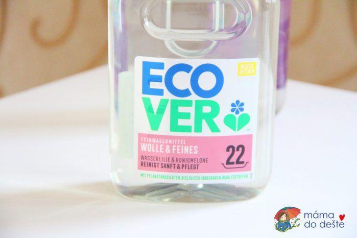 Ecover: Gel na praní