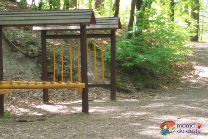 Kam na výlet s malými dětmi? Rekreačně naučný areál Křivoklát