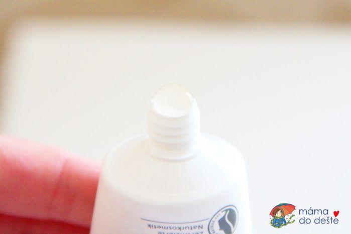 Recenze dětského zubního gelu Alverde