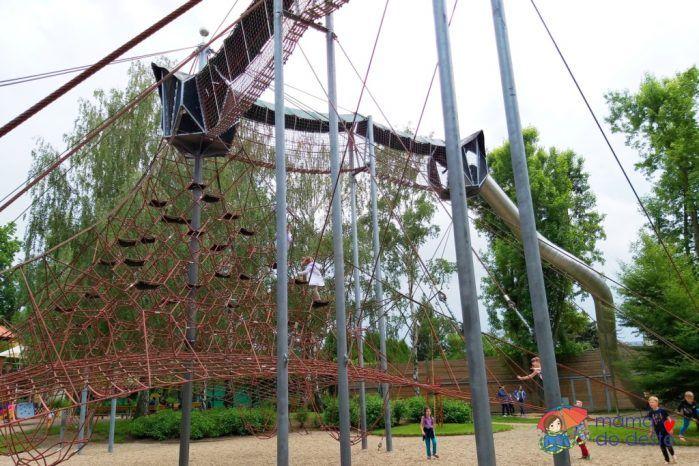 Dětské hřiště Nádraží Braník
