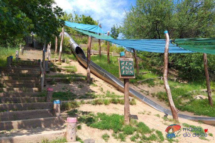 Dětské hřiště na Parukářce