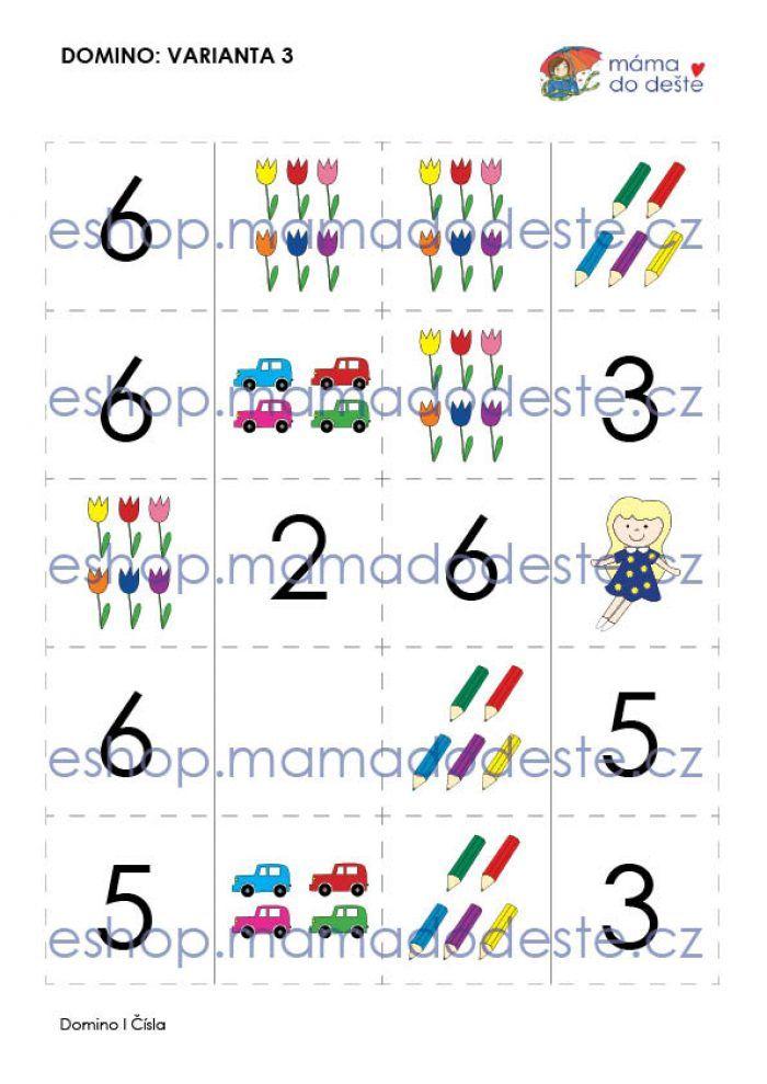 Domino čísla