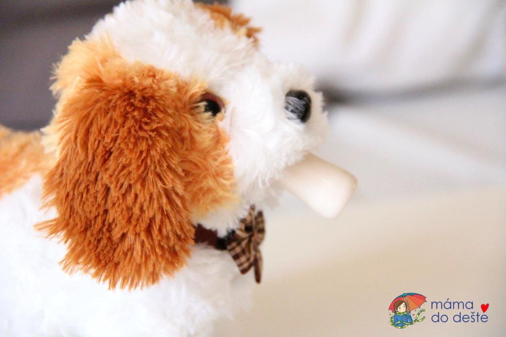 Recenze: Štěkací pejsek Lumpík, náš nový kamarád