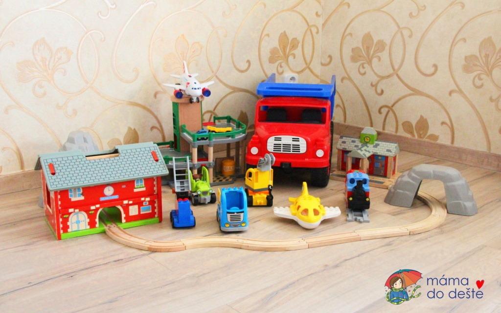 12 nejlepších hraček pro kluky od 2 do 7 let