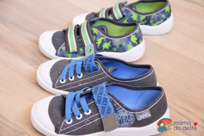 Dětské boty Befado
