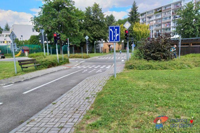 Dopravní hřiště Prosek (PRAHA 9)