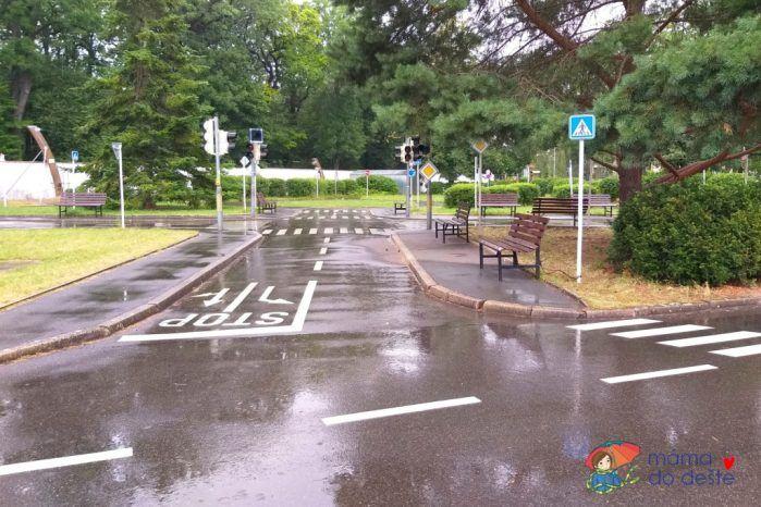Dopravní hřiště Na Vypichu (PRAHA 6)