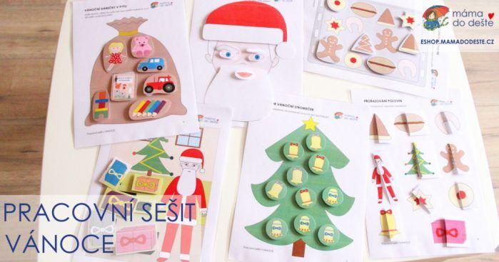 Pracovní sešit Vánoce
