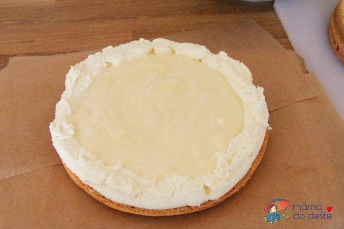 Všechno nejlepší Filko: Recept na nahý dort ke třetím narozeninám